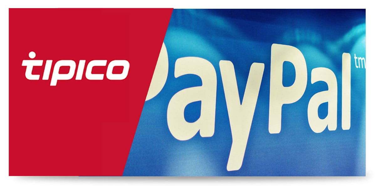 Paypal Tipico