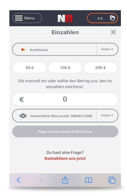 Netbet Auszahlung
