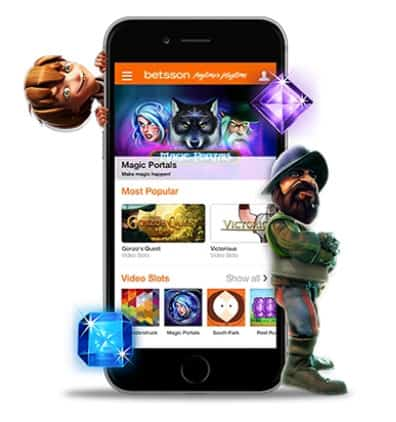betsson ios App Apple