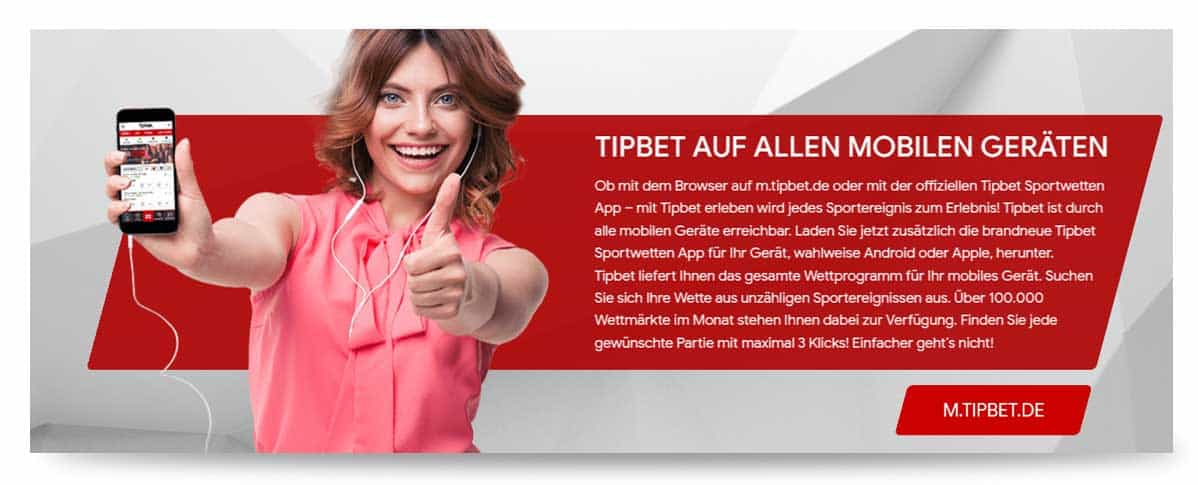 Tipbet Mobile