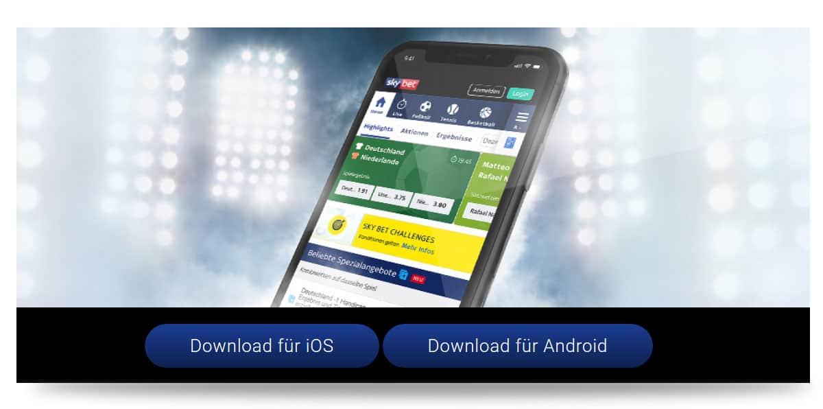 Skybet App Download