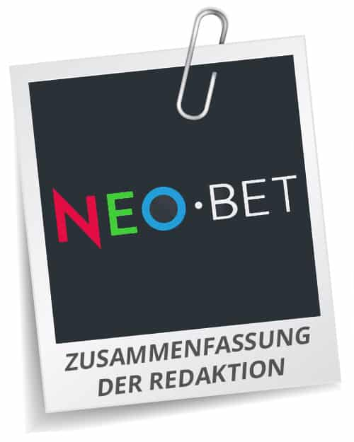 Testbericht Neobet