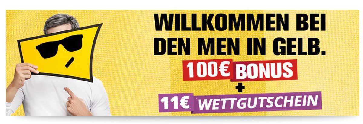 Gutschein Interwetten 11€