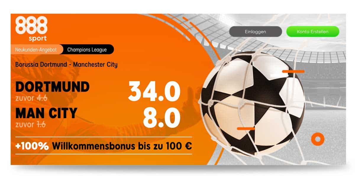 888sport Dortmund Manchester