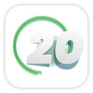 App Icon von 20bet