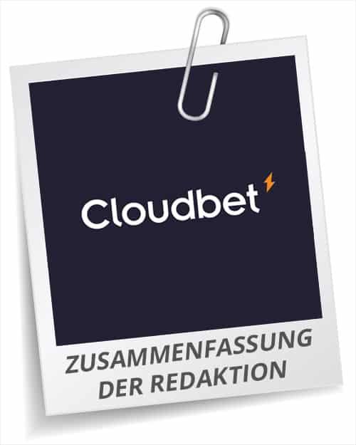 cloudbet Testbericht