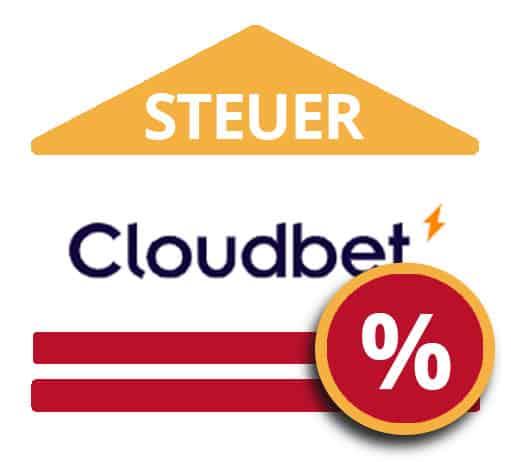 Cloudbet Steuer Icon