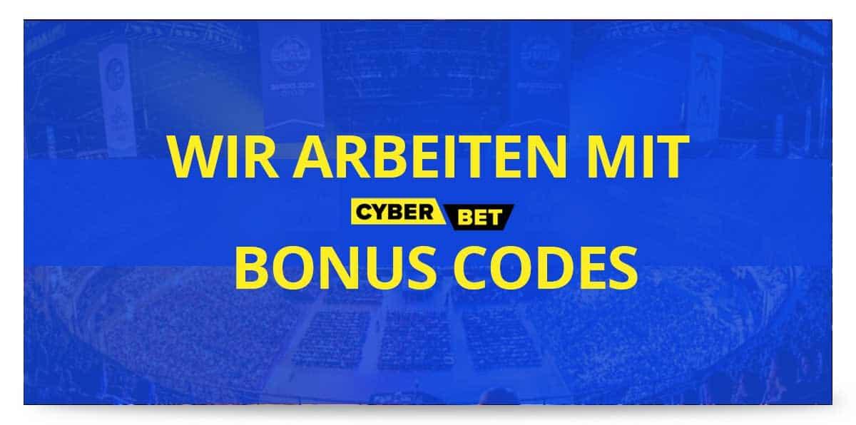 Cyberbet Bonus Code