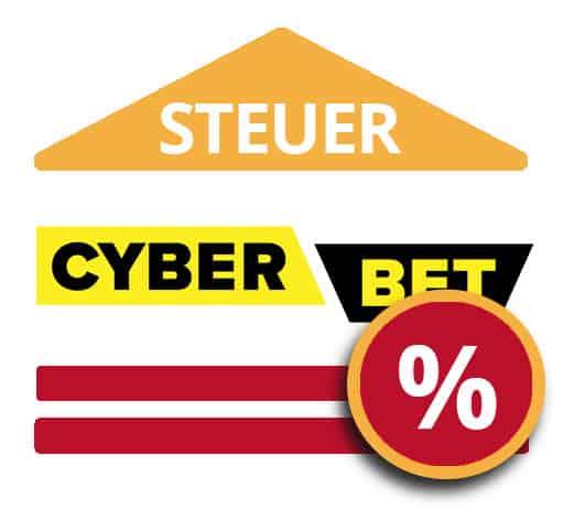 Cyberbet Steuer Icon