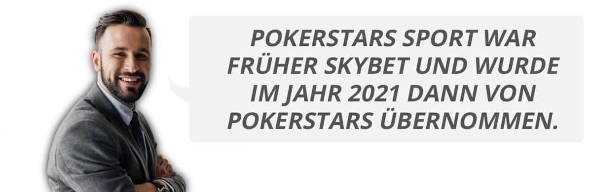 Jan berichtet über seine Erfahrungen mit PokerStars Sports