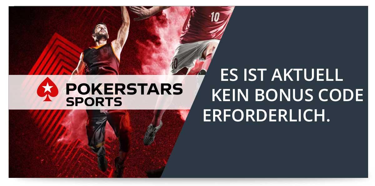 PokerStars Sports Bonus Code